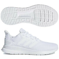 Adidas Women Running Shoes Runfalcon Training Sneakers Fashion White New F36215
