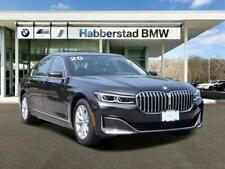 2020 BMW 7-Series 740i xDrive Sedan