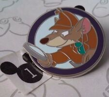 Basil The Great Mouse Detective Mystery Good vs Evil Disney Pin Buy 2 Save $