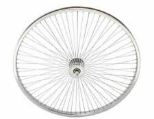 "LOW RIDER LOWRIDER BIKE bicycle 26"" 72 Spoke Front Wheel 14G Chrome"