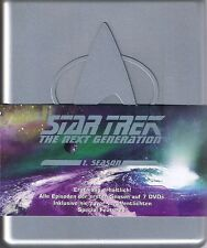Star Trek Next Generation Season 1 Silberbox Deutsch