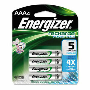 Energizer AAA Rechargeable Battery NiMH ACCU LR03 HR03 MN2400 Phone