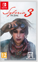 Syberia 3 Nintendo Switch Game (English ver.) New