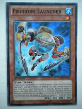 YuGiOh FISHBORG LAUNCHER ABYR-EN096 MINT 1st EDITION COMMON CARD