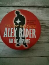 Anthony Horowitz Alex Rider COLLECTION THE SIX MISSIONS 37 CD Audiobook