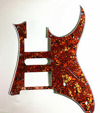 4 Ply Guitar Pickguard for Ibanez RG–Golden Pearl