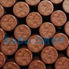 5pcs T160mA 250V 160mA TR5 Miniature Slow Blow Micro Sub Min Fuse Brand New