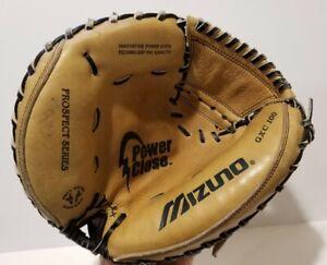 MIZUNO  Power Close  Youth  LHT  Catcher's Glove  GXC 100  Prospect Series