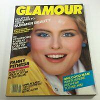 VTG Glamour Magazine: May 1983 - Kim Alexis - Newsstand/No Label