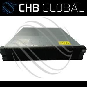 IBM 2857-006 EXN3500 2x ESM 2x PSU 2U SFF SAS SATA Disk Storage Expansion Unit