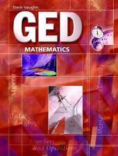 GED Exercise Books: Student Workbook Mathematics