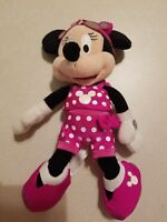 """DISNEYLAND RESORT 10"""" MINNIE MOUSE POLKA DOT OUTFIT FREE SHIPPING"""