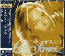 DIANA KRALL-LOVE SCENES-JAPAN CD Ltd/Ed D73