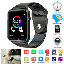 A1 Blue-tooth Smart Watch & Phone with Camera For Android Samsung LG HTC Huawei