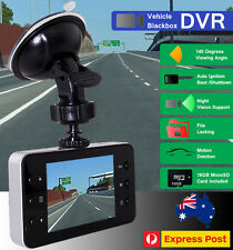 HD car dash camera recorder DVR video crash cam vehicle black box night vision