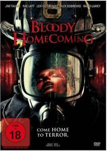 Bloody Homecoming -  DVD NEU/OVP FSK18!