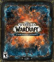 World of Warcraft: Shadowlands Collector's Edition (PC, 2020) Factory Sealed NEW