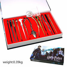 13PCS Magic Wands Harry-Potter-Hermione-Dumbledore-Sirius-Voldemort Xmas Gifts