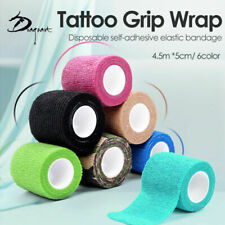 Illusionist Tattoo Adhesive Bandage Elastic Grip Cover Wrap 2 inch x 15ft long