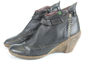 El Naturalista  Gr.40  Damen Stiefel Stiefeletten Boots    Nr. 838 D