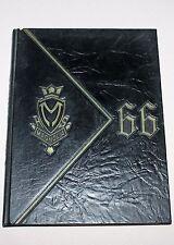 1966 Anaheim Magnolia High School Yearbook California Sentinel CA Original EUC