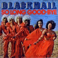 "7"" Blackmail così Long Good-bye Audry Williams Diana Jones Hansa-medox discoteca 1977"