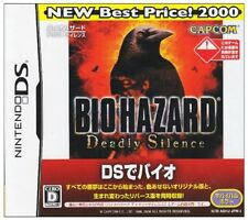 UsedGame DS BioHazard Deadly Silence Best Price! 2000 [Japan Import]