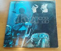 THE DOORS Absolutely Live 2LP ELEKTRA Psych JIM MORRISON Monarch Press