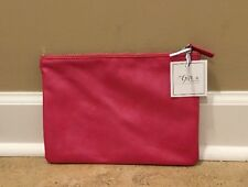 NEW Pottery Barn Teen Josephine Collection Envelope Pouch PINK