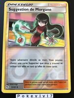 Carte Pokemon SUGGESTION DE MORGANE 65/68 REVERSE SL11,5 FR NEUF