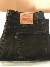 Levi's of authentic 505 regular Straight leg 36x32 Red tab Made in USA