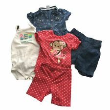 Baby Girl 18 Month 4 Piece Summer clothing Lot