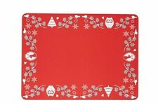 Christmas & Holiday Round Placemats