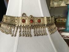 Jerusalem Israel Jewelry Israelianna Yemenite Silver Belt Antiques Judaica