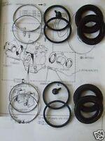 (x2) TVR 280 350 400 450 Tasmin Wedge   Rear Brake Caliper Repair Seals  Kits
