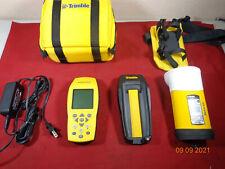 Trimble Geoexplorer3 38376 00 And 38508 00 Jup 7486 Ciaa Surveying Gps Equipment