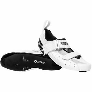 Bont Riot TR Carbon Cycle Triathlon Shoes EU 37