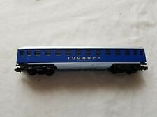 A Model Railway Touropa Coach In N Gauge By Arnold Boxed 0343