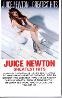 Juice Newton Greatest Hits 1984 Cassette Tape Album Pop Dance Rock 80s 90s