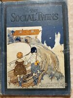 VINTAGE 1926 Caroline Silver June SOCIAL TWINS THE DAINTY BOOK OF ETIQUETTE