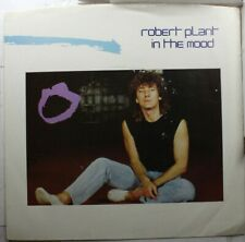 Rock Picture Sleeve 45 Robert Plant - In The Mood / Horizontal Departure On Es P