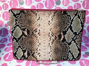 Estee Lauder ANIMAL PRINT COSMETIC Bag / Clutch NEW