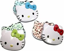 Hello Kitty Sour Candy in Set of All 3 Collectible Sanrio Tins!