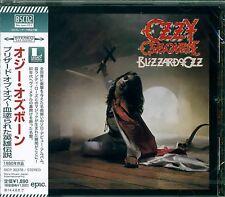 OZZY OSBOURNE RANDY RHOADS BLIZZARD OF OZZ CD +3 - JAPAN 2013 RMST Blu-Spec CD2