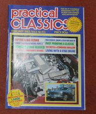 February Cars, 1960s Transportation Magazines