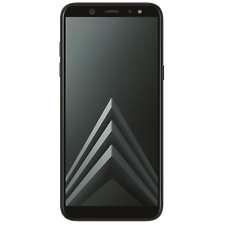 Samsung GALAXY A6 A600F Duos black Android 8.0 Smartphone
