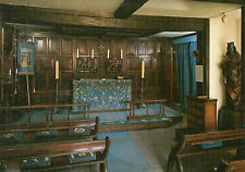OLD POSTCARD - HAMPSHIRE - St Mary's Chapel, Buckler's Hard