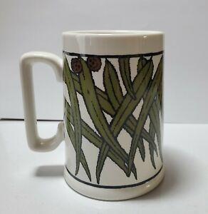 Peets Coffee Mug Eucalyptus by Yoshiko Yamamoto G. Frey Studios