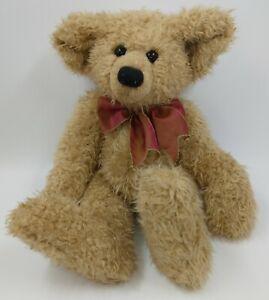 Ashton Drake Galleries Brenda Dewey Limited Edition 1998 Teddy Bear No. 11980