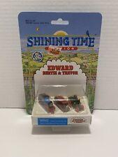 BNIB Shining Time Station Miniatures - Edward, Bertie & Trevor - 1992